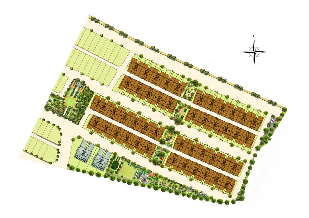 BMU5 Site Plan 2017